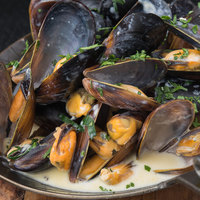 Classic French Mussels