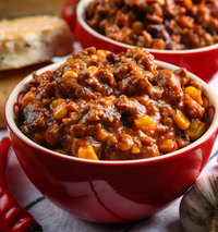 Turkey-Corn Chipotle Chili