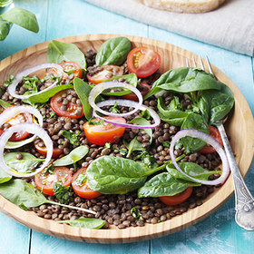Lentils and Delicious Summer Salad Ideas