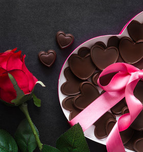 Consider Giving Dark Chocolate This Valentines