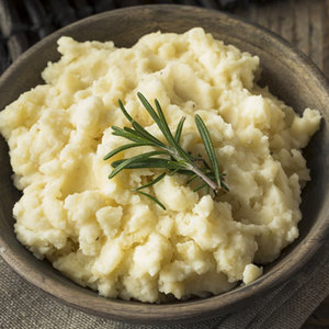 Roasted Mashed Potatoes