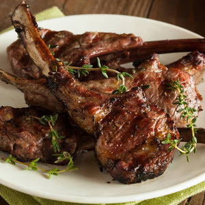 Grilled Lambchops