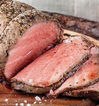 Herb & Garlic Roast Beef