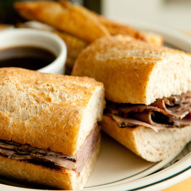 Leftover Roast Recipe:Beef Dip