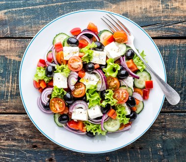 Macedonian Greek Salad