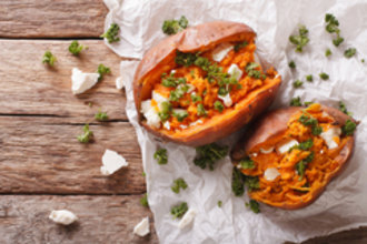 All About The Sweet Potato